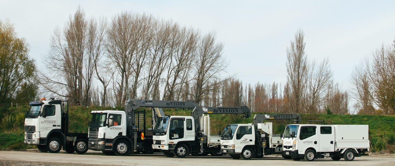 Division Architectural Engineering Christchurch fleet